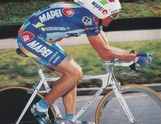 Tour De France `95 by Numerius on Flickr.Tony Rominger