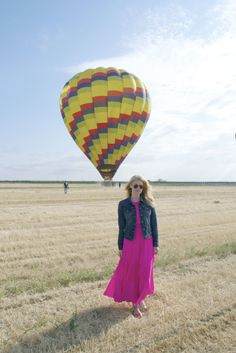 Britt+Whit: Up, Up, And Away!