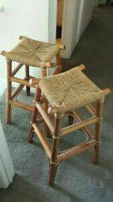 0c08384271 Used brown wooden stools for sale in Stone Mountain - letgo