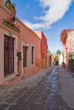 Stunning Home on Callejon Blanco, San Miguel De Allende, Mexico.