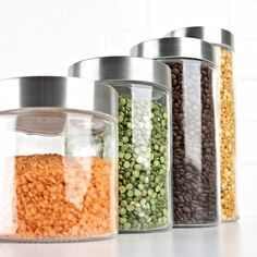 62495_2_kitchen_stuff_plus_mod_clear_cylinder_canisters_stainless_steel_lids_set_of_4_ver2_1.jpg (650×650)