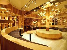 mocha cat cafe harajuku designer tokyo japan