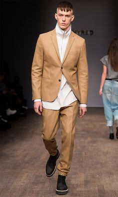 #Menswar #Trends WHYRED Fall Winter 2015 Otoño Invierno #Tendencias Moda Hombre   F.Y