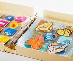 Scrapbook Supplies - 10 Simple Storage Solutions - EverythingEtsy.com