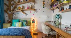 Pedro e Gui, juntinhos - NaToca Baby Decor, Kids Decor, Home Decor, Toddler Rooms, Toddler Bed, Kids Rooms, Shared Rooms, Kids Room Design, Little Girl Rooms