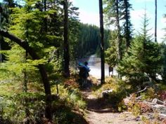 Idaho Centennial Trail adventure: Trail runs along the Idaho-Montana border for approx. 150 miles, part of the thru trail's The 900-mile (1,448 km). | Visitidaho.org