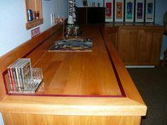 Best Bar Rail Molding Design Ideas ~ http://lovelybuilding.com/bar-rail-molding-in-your-dining-room/