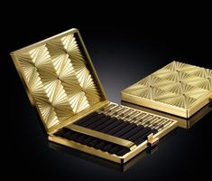 JTI partners with jewellery designer Lara Bohnic to craft 3 stylish cigarette cases for exclusive Sobranie promotion