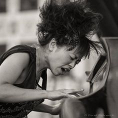 Hiromi Uehara..what a stunning piano talent she is!!