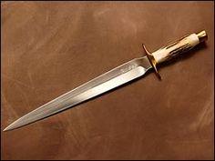 Knife, Arkansas toothpick