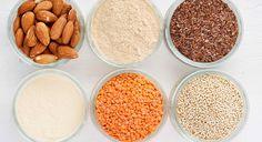 High-Protein Vegan Foods