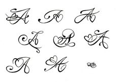 S Alphabet Tattoos For Men On Hand anker tattoo anker tattoo idee jkl tattoo anchor with initials tattoo ...
