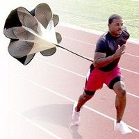 I think you'll like 2014Hot Selling Speed Training Resistance Parachute Umbrella Running Chute & Fitness Explosive Power Training   Black,Red,Blue. Add it to your wishlist!  http://www.wish.com/c/538d2f98717951456e7a1ea7