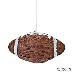 Football Piñata, Pinatas, Party Decorations, Party Themes & Events - Oriental Trading