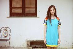#LauraVitulano #LV #Summer #SS2015  #ForHer #MadeInNaples #StreetFashion #FollowMe #FashionDesigner #NewBrand #Style #Colors
