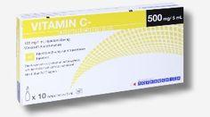 C-vitamin injekció Vitamin C