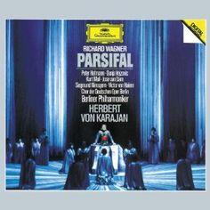 Wagner: Parsifal. Berlin Philharmonic, conducted by Herbert von Karajan