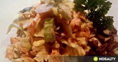 Zelleres-sárgarépás káposztasaláta recept képpel. Hozzávalók és az elkészítés részletes leírása. A zelleres-sárgarépás káposztasaláta elkészítési ideje: 15 perc Chicken, Meat, Food, Essen, Meals, Yemek, Eten, Cubs