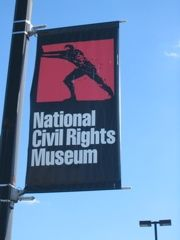 Lost count of how many times I went to the Civil Right Museum...had to go every time friends/family came in town! :-)
