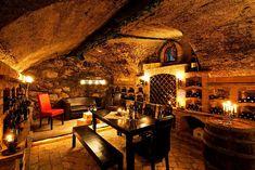 romantischer Weinkeller