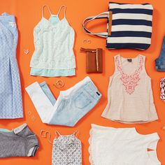 Mayday, mayday! You won't be able to resist these fresh, new fashion finds!
