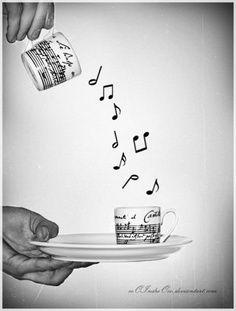 Música... tão essencial quanto um bom cafezinho...