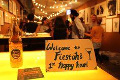 #Fiestah's first happy hour was a great success! | Fiestah