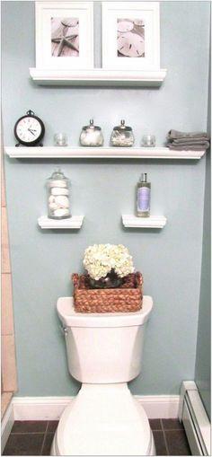 66+ Stunning Spa Bathroom Decorating Ideas 23 - decorhomesideas #bathroom#bathroomdecorating#bathroomideas