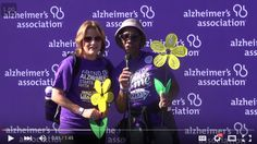 Walk to End Alzheimer's participants share their Why I Walk stories in San Francisco.