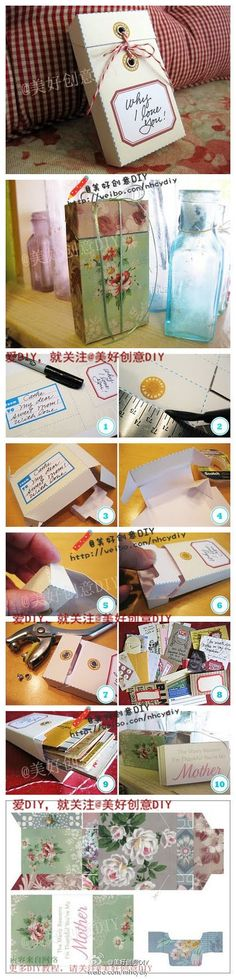 The same as cigarette boxes, cute ah ~ - more interesting, please follow @ wonderful creative DIY