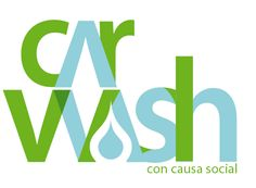 Diseño de Logotipo CarWash on Behance