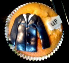 Suit up - How i met your mother muffin.