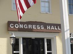 The historic and beautiful Congress Hall