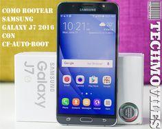 Como Rootear Samsung Galaxy J7 2016 SM-J710MN con CF-Auto-Root