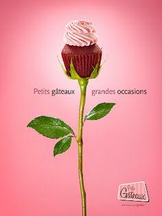 Cupcakes - Petits Gâteaux, CA.