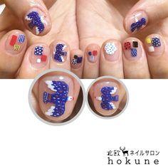 北欧ネイルサロン hokune ( ほくね )さんはInstagramを利用しています:「. #飛ぶ鳥落とす勢い (?!)ネイル✨ #北欧風 でキャワワ #台湾ネイル での作品です!! . . 斯堪的納維亞和可愛。 這是我在台灣進行#美甲 治療的照片。 . . This is the nails which drops flying birds…」