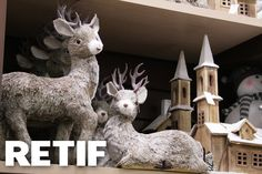 #decoración de #navidad en Retif