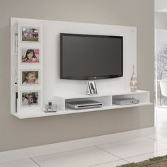 Painel para TV até 60 Polegadas Sabiá JCM Móveis diy nische {… – Anime pictures to hairstyles Bedroom Tv Unit Design, Tv Unit Furniture Design, Living Room Tv Unit Designs, Tv Wall Design, Tv In Bedroom, Tv Cabinet For Bedroom, House Design, Diy Furniture, Tv Unit Decor
