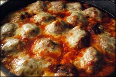 Tyler Florence's Ultimate Meatballs
