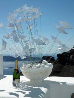 The view at San Nicholas Santorini Www.stellaandmoscha.com