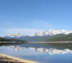 Turquoise Lake, Leadville, CO, USA