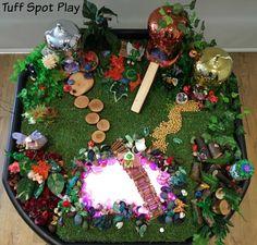 Fairy Village Tuff Spot  ≈≈