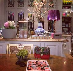 🌸🌸🌸 spring is on my mind🌷🌷🌷 My Mind, House Colors, Home And Living, Liquor Cabinet, Mindfulness, Table Decorations, Spring, Inspiration, Furniture