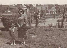 Mersin 1950 ler  günümüzde olmıyan merkez bankası önü Bulvar parkı...