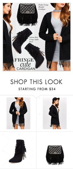 """""""of fringe-up"""" by paculi ❤ liked on Polyvore"""