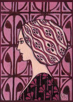 Rose Quartz Goddess - by Emily Balivet