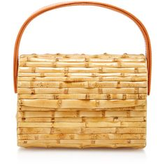 Glorinha Paranagua Milano Bamboo Tote (1.933.165 COP) ❤ liked on Polyvore featuring bags, handbags, tote bags, black, travel tote, canvas travel tote, canvas man bag, tote purses and canvas tote bag