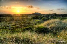 © Blende, Janosch Rother, Sonnenuntergang hinter der Düne | Diese Aufnahme entstand beim Sonnenuntergang hinter einer Düne an der Nordseeküste.