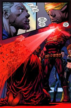 10 muertes de súper héroes y villanos.