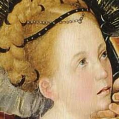 The Martyrdom of St Catherine - Lucas Cranach the Elder  - about 1508